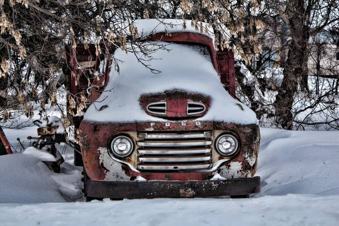 ford by rachaellivingstone - Trucks Photo Contest