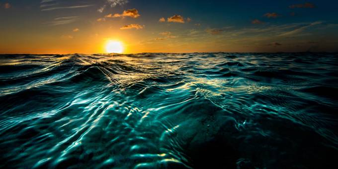 From the water by LorenzoMittiga - Sunrise Or Sunset Photo Contest