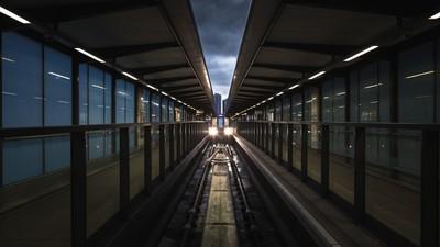 DLR Tower Gateway
