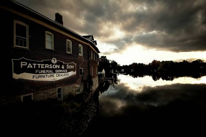 Patterson & Son by TimmyLancaster - Billboards And Other Signs Photo Contest