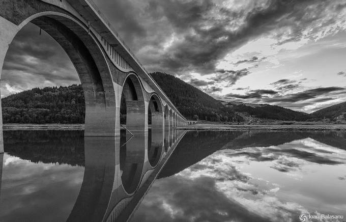 Bridge by ioanbalasanu - Under The Bridge Photo Contest