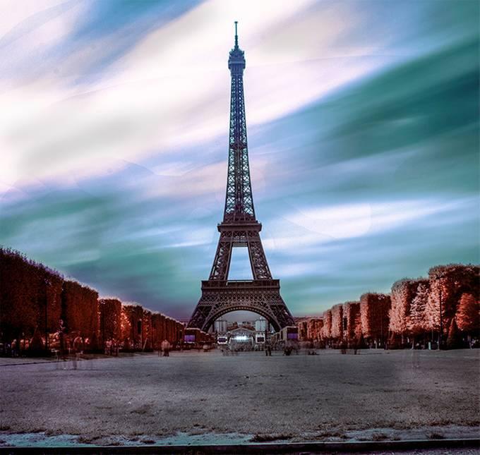 Rememberig Paris by TomCornish