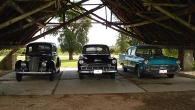 3 Classic Cars