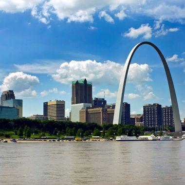 Arch  St. Louis, MO.