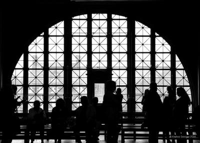 Ellis Island - Re-living History....