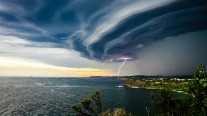 Sydney Storms by zachparkerimages - Monthly Pro Vol 10 Photo Contest