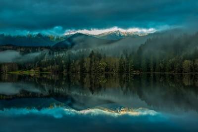 Lake Leland Wakes Up
