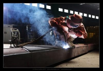 Chinese welder