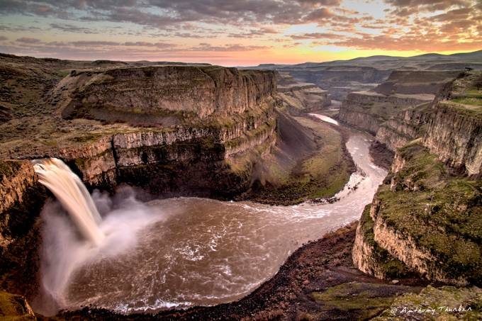 Palouse Falls by TonyThurber - Nature In HDR Photo Contest