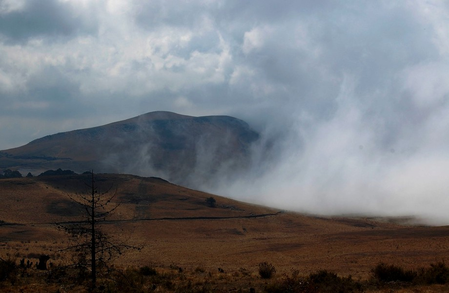 Lydenburg Mountains - South Africa