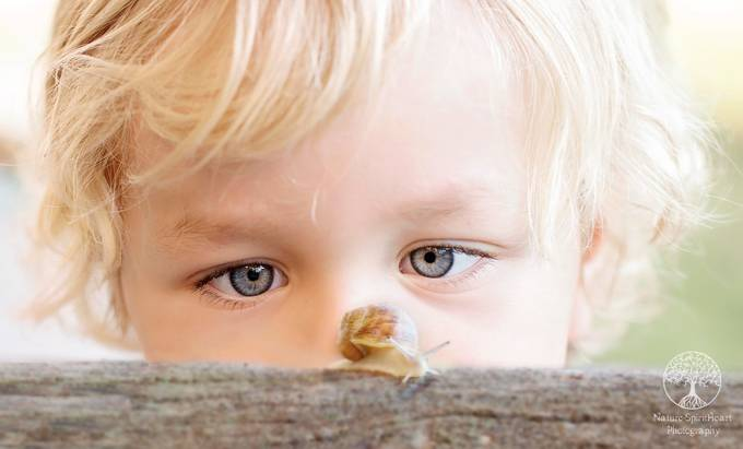 Benjamin by sallycampbellclark - Innocence Photo Contest