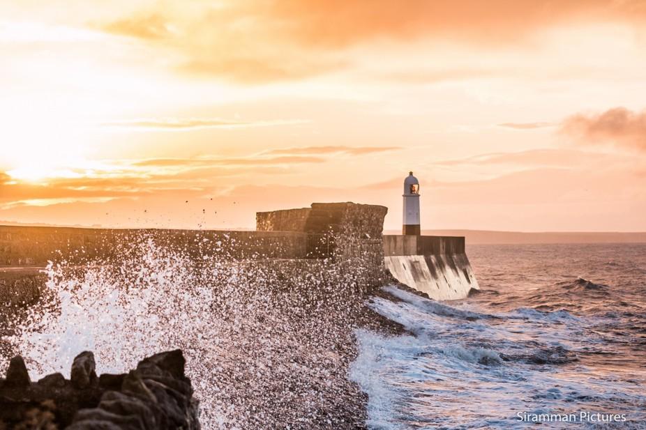 Porthcawl Sunrise