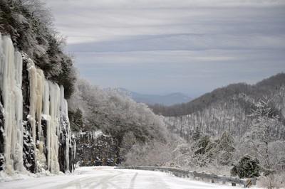 Winter RBR Parkway