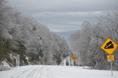 Wintry Parkway