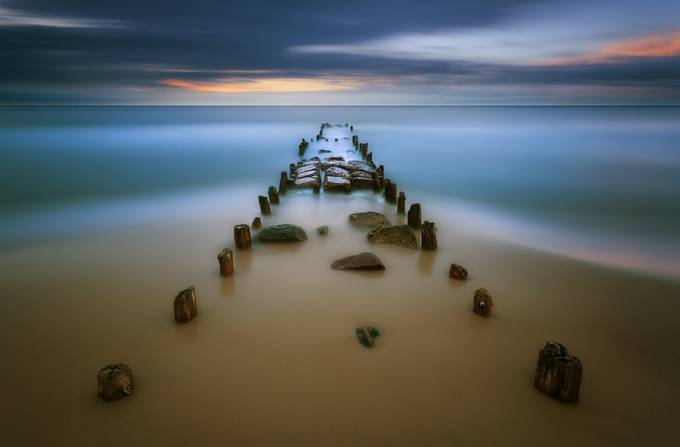Baltic summer... by kbrowko - Composing with Diagonals Photo Contest