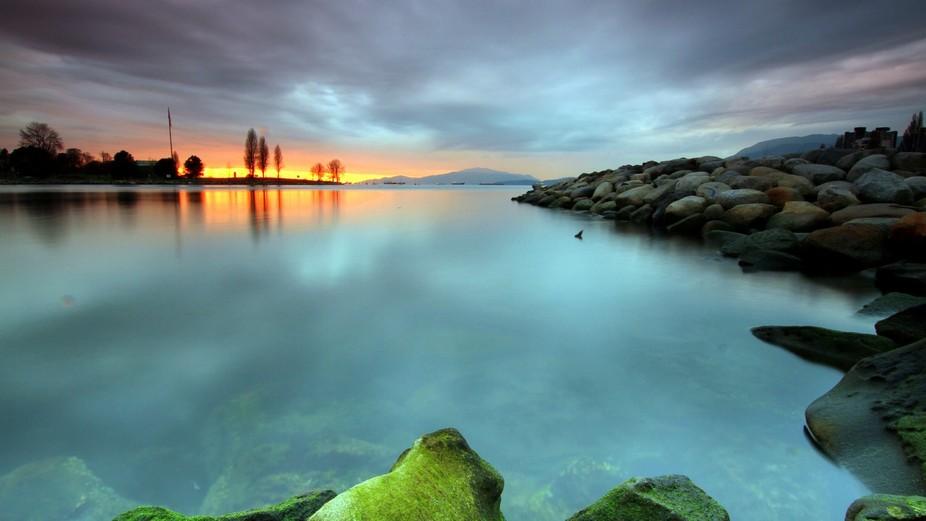English Bay, Vancouver, B.C