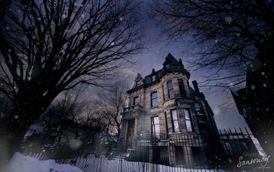 Franklin Castle 1865 - Ohio Haunted House