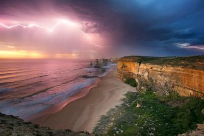 The Twelve Apostles National Park