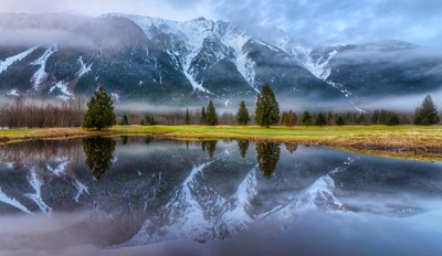 Mount Currie Reflect