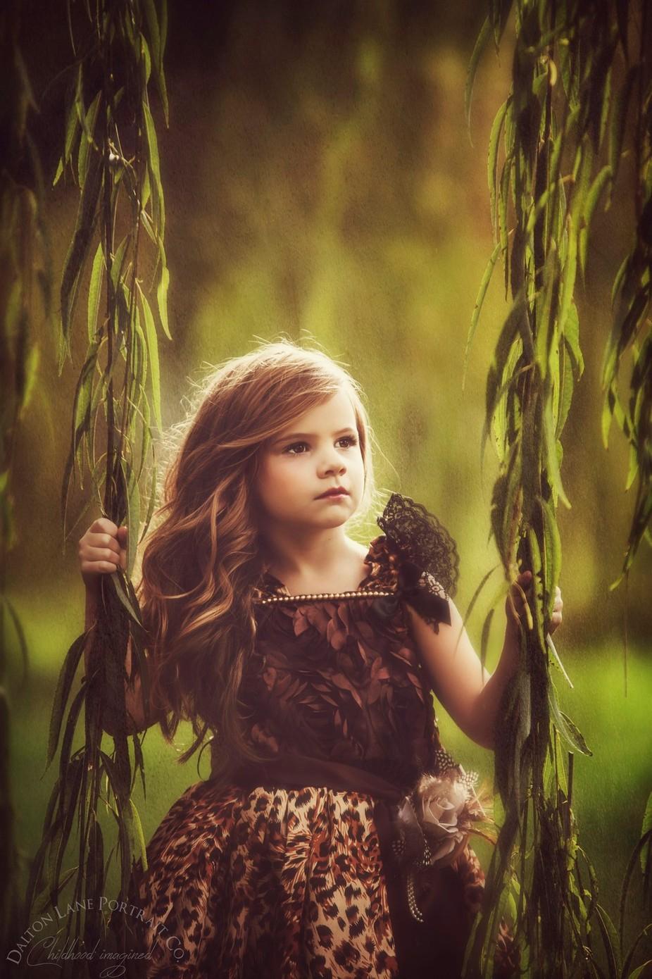 Far and Away by DaltonLanePortraitCo - Long Hair Photo Contest