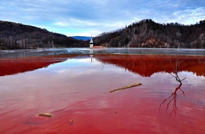 The Lake of Blood