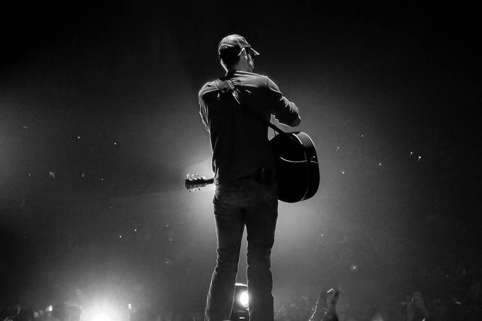 Eric Church - Live by stevehostetler - Music And Concerts Photo Contest