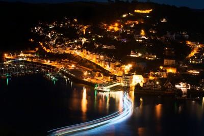 Dartmouth ferry UK