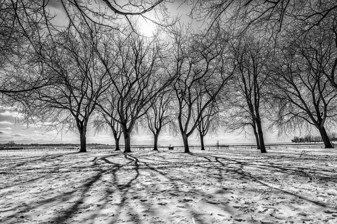 Snow Pattern by SvetlanaYanina - Composing with Patterns Photo Contest