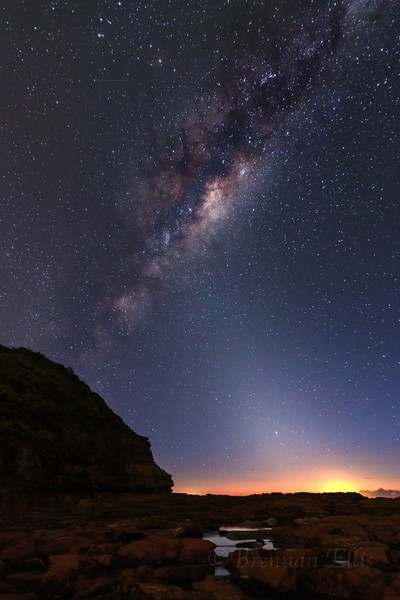 Nth Avoca Milky Way 280215