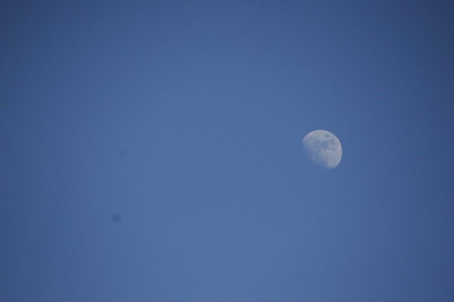 Moon at 250mm