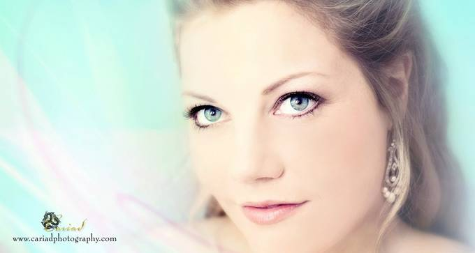 Eyes are the windows to the soul by steffismith - Beautiful Brides Photo Contest