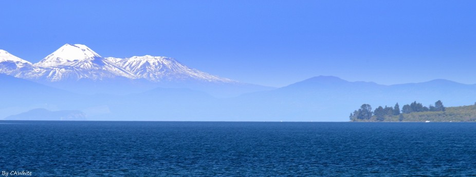 Lake Taupo,New Zealand
