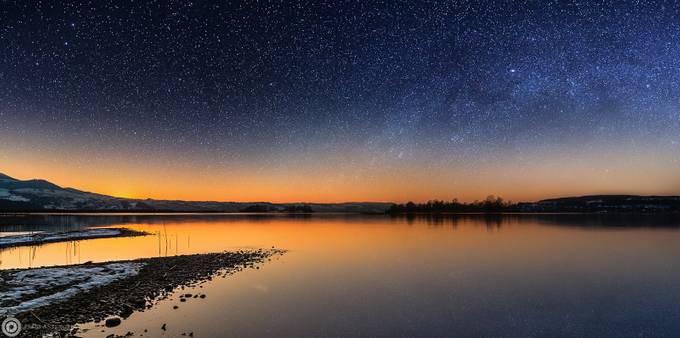 Lake_Stars by Fabio_Antenore - Visuals of Life Photo Contest