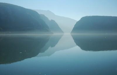 The Danube gorge