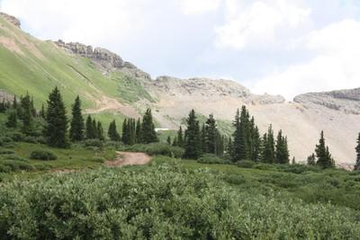 Kennebeck Pass