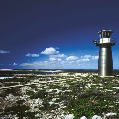 No it is not a late Sputnik, it is a genuine 1966 lighthouse