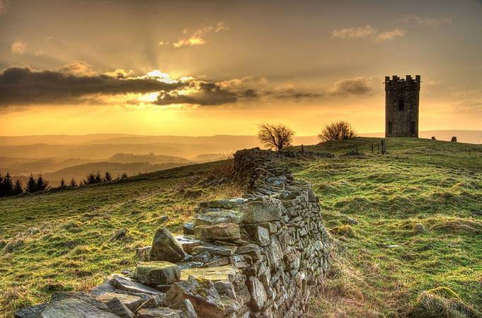 Pontypool Folly  by davidpstephens - Photos With Filters Photo Contest