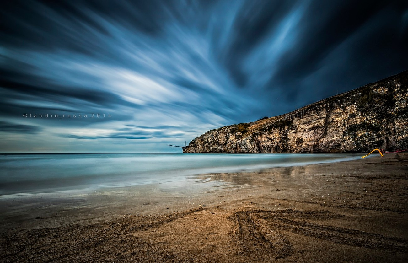 Clouds In Movement Photo Contest Winner