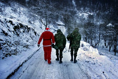 Christmas in Bosnia