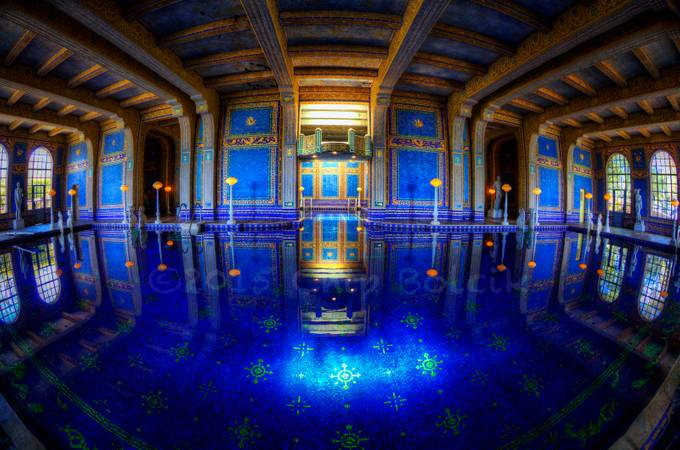 The Indoor Pool by chipbhi - I Love This Room Photo Contest