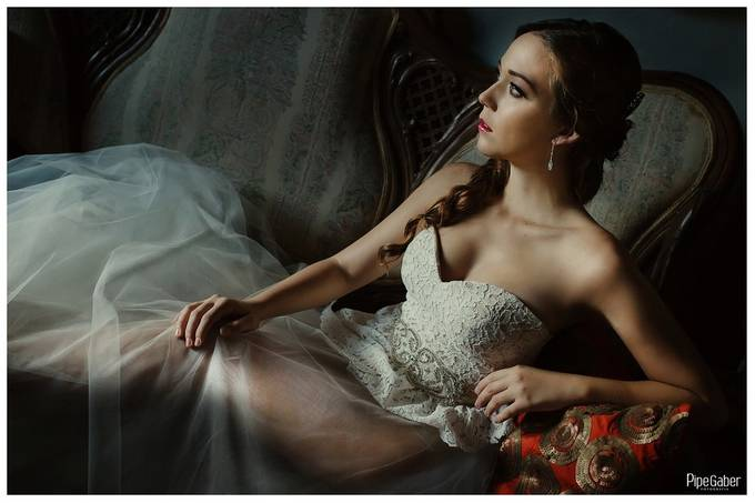 Bride by pipegaber - Elegant Photo Contest
