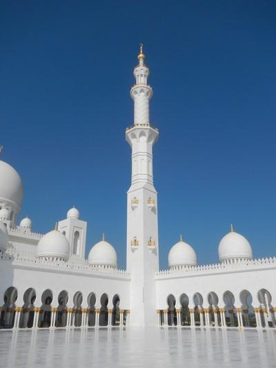 Sheikh Zayed Bin Sultan Al Nahyan Mosque - Abu Dhabi - UAE