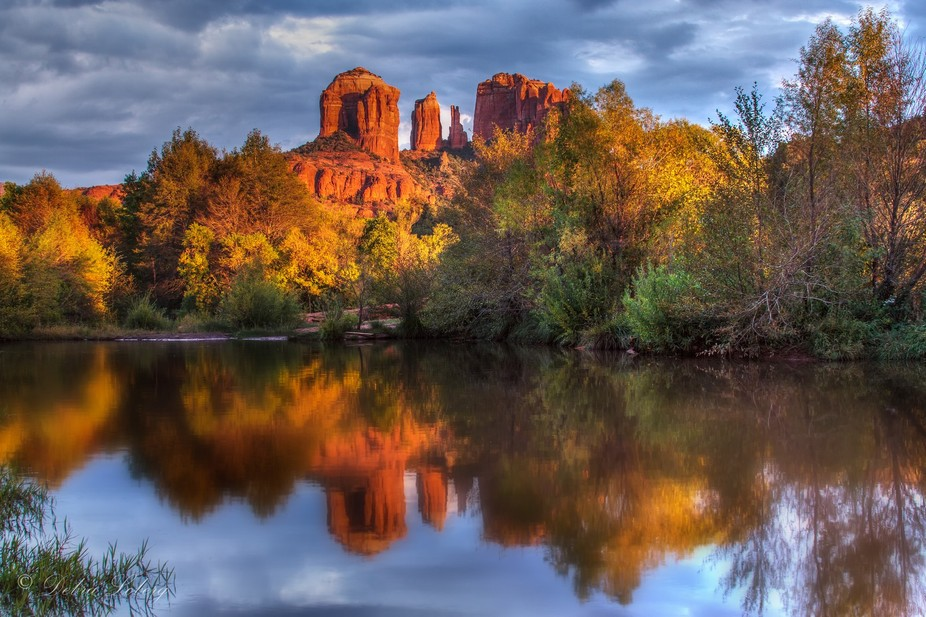 This image was taken in the Sedona, AZ area.