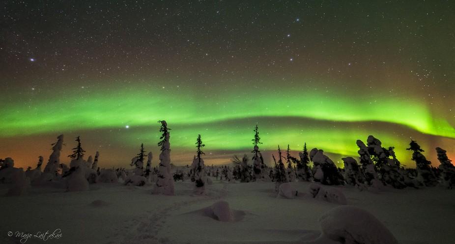 Riisitunturi National Park, Lapland, Finland