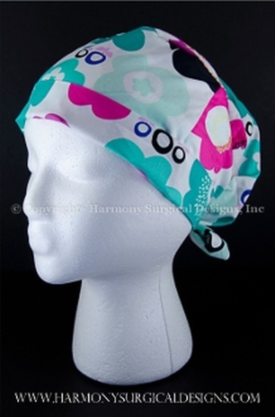 Full Bloom Florence™ Scrub Hat