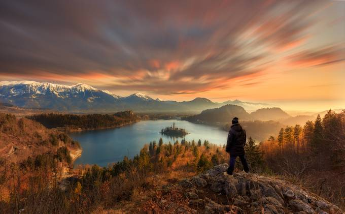 Learn How To Photograph The Lake Bled In Slovenia
