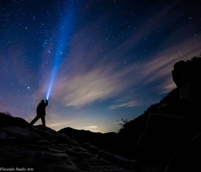 Ortega night  by FlorendoStudioArts - Standing At The Edge Photo Contest