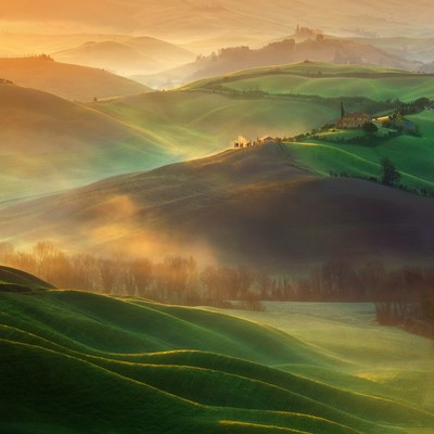 17 Unbelievably 3D Photos of Hills! Learn The Tricks Behind This Shot