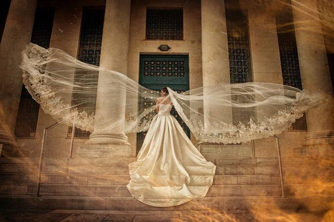 Butterfly Bride by AthanasiosPapageorgiou - Beautiful Brides Photo Contest
