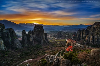 The miracle of Meteora